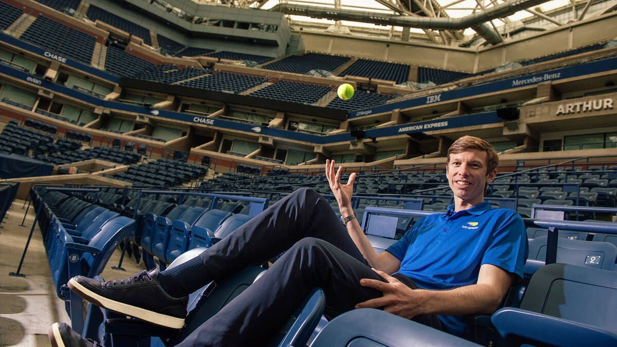 Eric Butorac - Director of Professional Tennis Operations and Player Relations, USTA